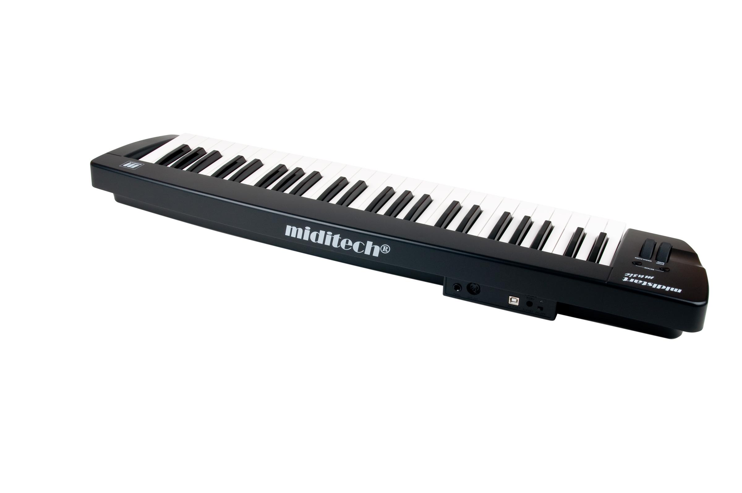 Midistart music 49 miditech.