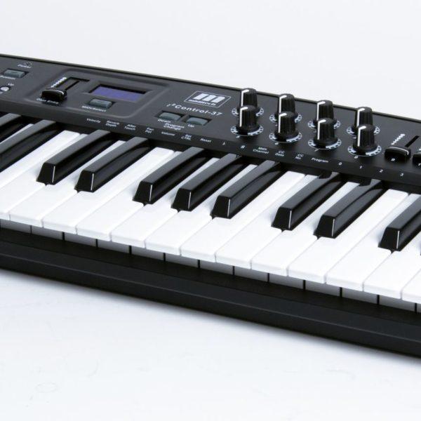 Midi Devices Full Control : i2 control 37 black edition miditech ~ Vivirlamusica.com Haus und Dekorationen